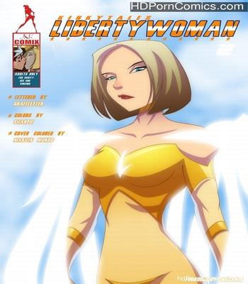 Porn Comics - Liberty Woman 2 Sex Comic
