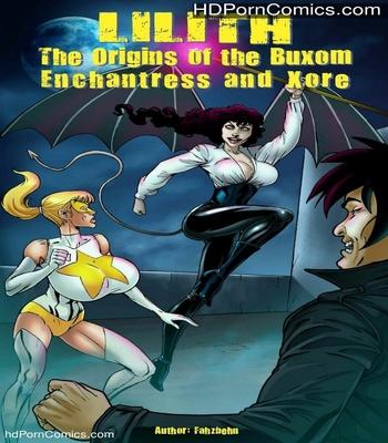 Porn Comics - Lilith 1 – The Origins Of The Buxom Enchantress And Xore Sex Comic