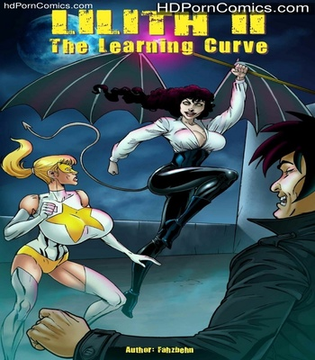 Porn Comics - Lilith 2 – The Learning Curve Sex Comic
