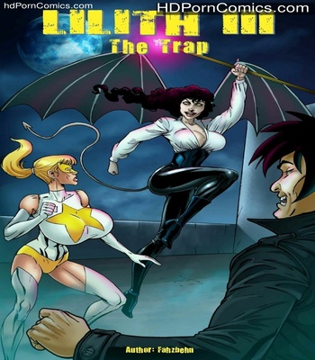 Porn Comics - Lilith 3 – The Trap Sex Comic