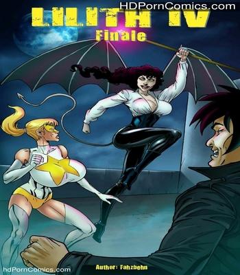 Porn Comics - Lilith 4 – Finale Sex Comic