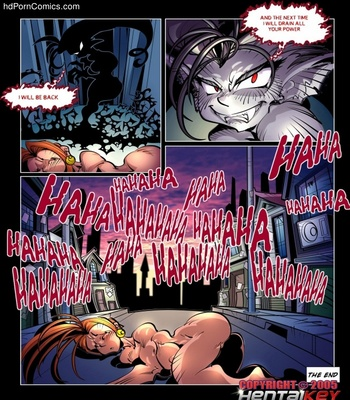 Lilly Heroine 10 – Shadows And Blood Sex Comic