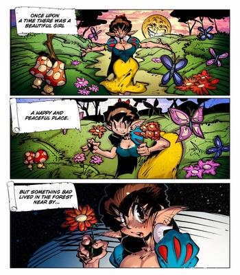 Lilly Heroine 18 – Halloween Stories Sex Comic sex 3