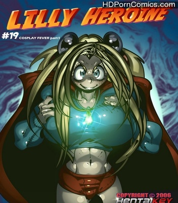 Porn Comics - Lilly Heroine 19 – Cosplay Fever 1 Sex Comic