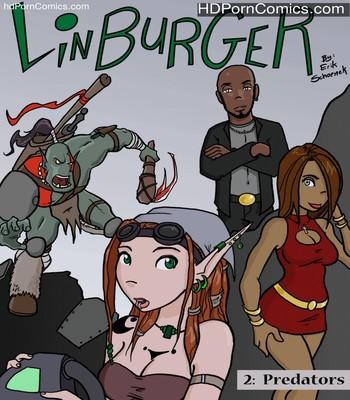Porn Comics - Linburger 2 – Predators Sex Comic