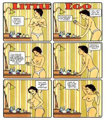 Little Ego13 free sex comic