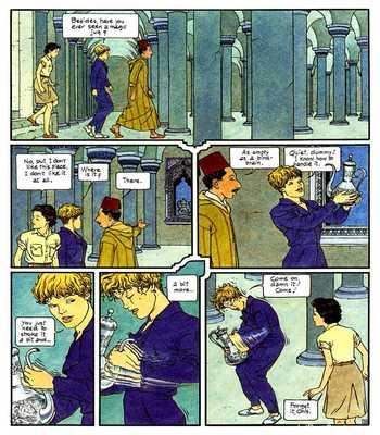 Little Ego25 free sex comic