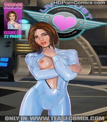 Porn Comics - Livia Lust 2 Sex Comic