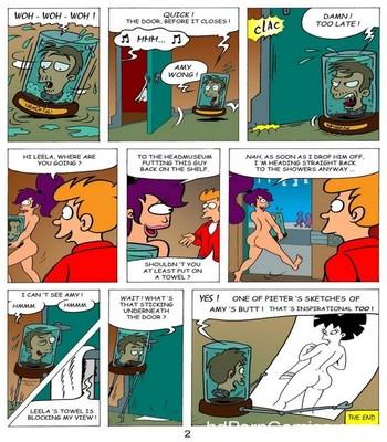 Love and Marriage Futurama xxx7 free sex comic