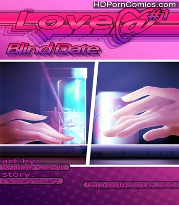 Porn Comics - Love 1 – Blind Date Sex Comic