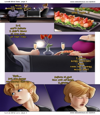 Love 1 – Blind Date Sex Comic sex 4