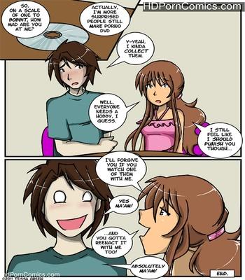 Love Box 1 – Playback Sex Comic sex 11