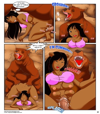 Lover Bear 13 free sex comic