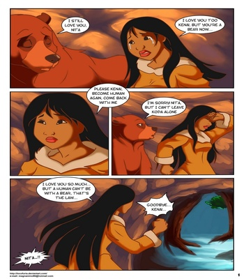 Lover Bear 2 free sex comic