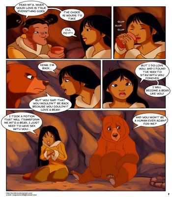 Lover Bear 4 free sex comic