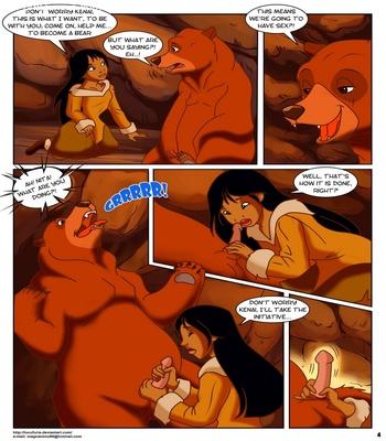 Lover Bear 5 free sex comic
