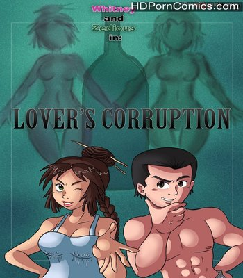 Porn Comics - Lover's Corruption Sex Comic