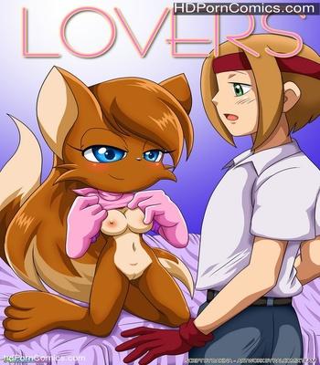 Porn Comics - Lovers 1 Sex Comic