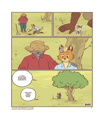 Loving Tree 2 Sex Comic