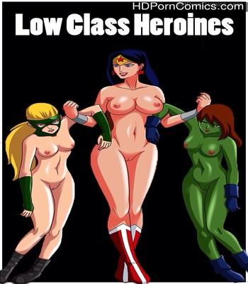 Porn Comics - Low Class Heroines – Porncomics free Porn Comic