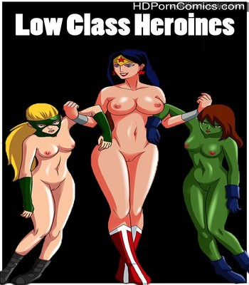 Porn Comics - Low Class Heroines Sex Comic