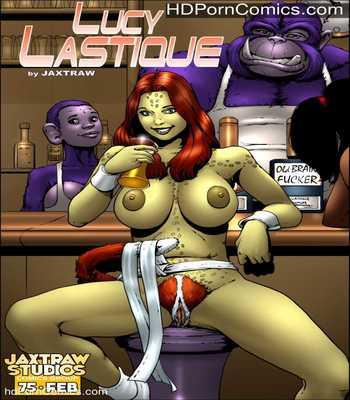 Porn Comics - Lucy Lastique free Porn Comic