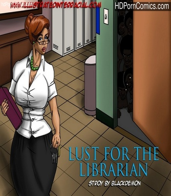 Porn Comics - Lust For The Librarian Sex Comic