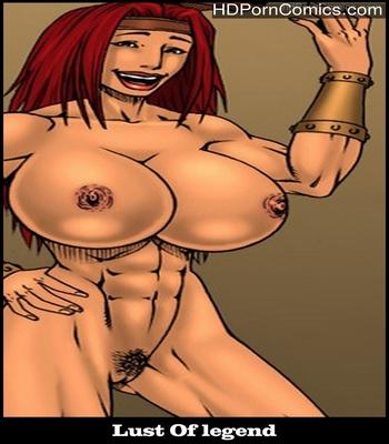 Porn Comics - Lust Of legend Sex Comic