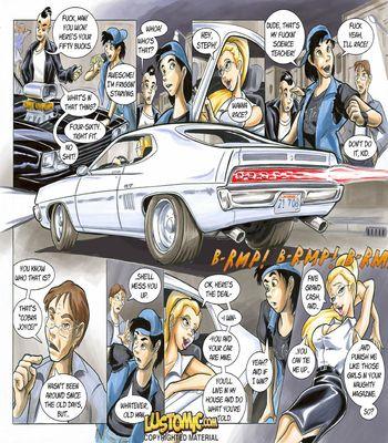 Lustomic- Cobra's Trap4 free sex comic