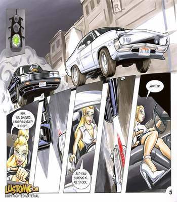 Lustomic- Cobra's Trap5 free sex comic