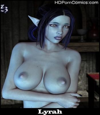 Porn Comics - Lyrah Sex Comic