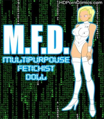 Porn Comics - M.F.D.