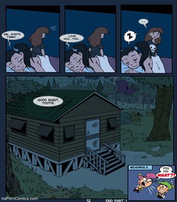 MISTER D – CAMP SHERWOOD 1 free Cartoon Porn Comic