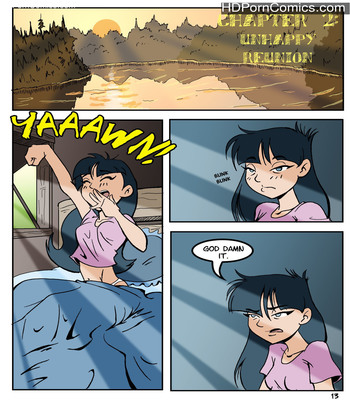 Mister D 2 Unhappy Reunion Free Cartoon Porn Comic