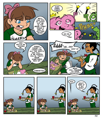MISTER D-2 Unhappy Reunion10 free sex comic
