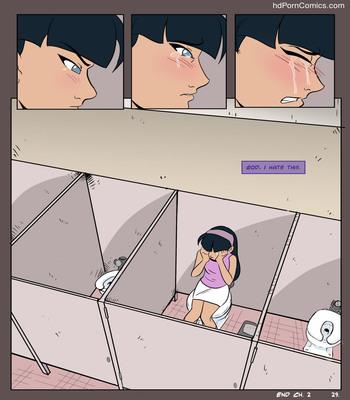 MISTER D-2 Unhappy Reunion free Cartoon Porn Comic