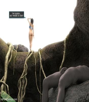 Mad Alyss 2 – Captured Sex Comic