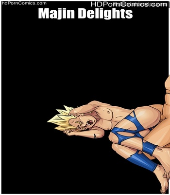 Porn Comics - Majin Delights Sex Comic