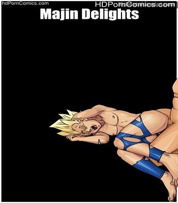 Majin Delights Sex Comic thumbnail 001
