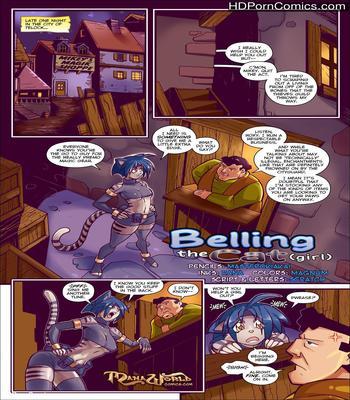 Porn Comics - Mana Comics- Belling Cat Girl free Porn Comic