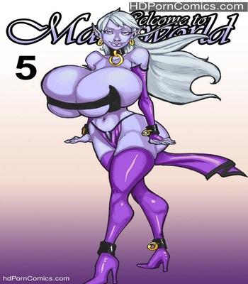 Porn Comics - Mana World 5 – Permission To Cum Aboard Sex Comic