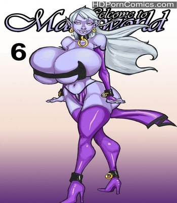 Porn Comics - Mana World 6 – Revelations Sex Comic