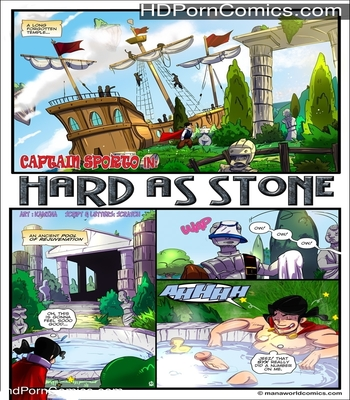 Porn Comics - Manaworld -Hard As Stone free Cartoon Porn Comic
