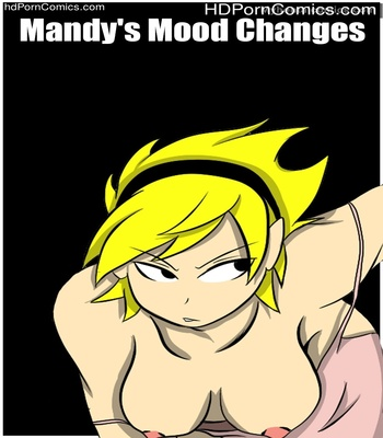 Porn Comics - Mandy's Mood Changes Sex Comic