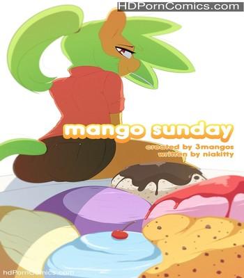 Porn Comics - Mango Sunday Sex Comic