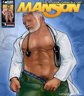 Porn Comics - Manson 3 Sex Comic