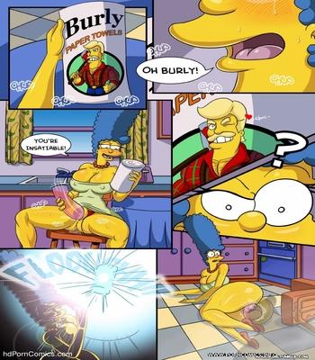 Marge- Erotic Fantasies2 free sex comic