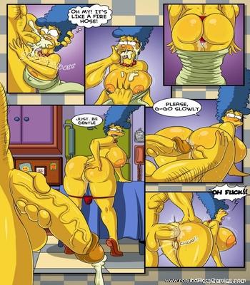 Marge- Erotic Fantasies4 free sex comic
