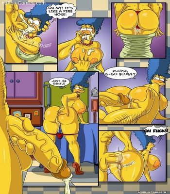 Marge's Erotic Fantasies 4 free sex comic