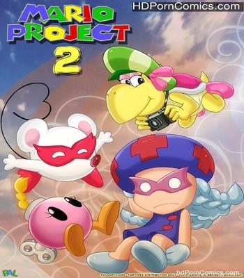 Porn Comics - Mario Project 2 Sex Comic